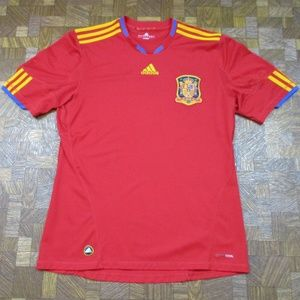 Adidas Climacool SPAIN RFCF Soccer Jersey Large